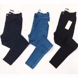 Quần Jeans Skinny Co Giãn Đủ Màu