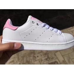 giầy adidas stan smith hồng