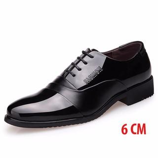 Giày cao nam da bóng GC85 - GC85 thumbnail