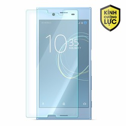 Cường lực Sony Xperia XZs trong suốt