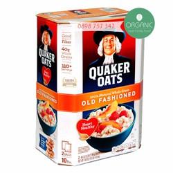 Yến mạch Quaker Oats 4kg53