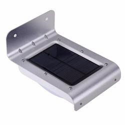 Đèn pin sạc năng lượng mặt trời phát hiện chuyển động 16 led