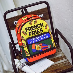 Balo nữ French Fries