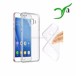 Ốp Lưng Nhựa Dẻo Cho Samsung Galaxy J7 Prime - Trong Suốt