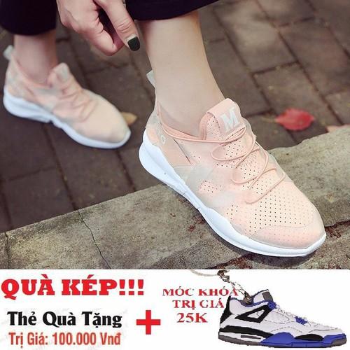 Giày thể thao nữ M hàng nhập - TT012H