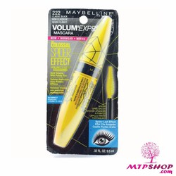 Mascara Maybelline The Colossal Spider Effect Volum Express