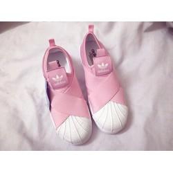 giầy adidas sò chun  hồng