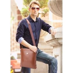 Túi đeo chéo nam cao cấp thời trang chống nước, chống xước