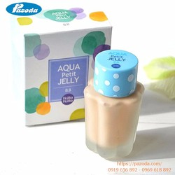 Kem Aqua petit jelly BB Cream Holika Holika