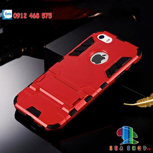 Ốp lưng iPhone. 5 _ 5S iRon man chống sốc siêu bền | Ốp lưng ip5s | Case ip5s ip5 ipSE