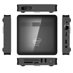 Máy tính mini intel Trail Quad Core Z8350 Windows 10 Home