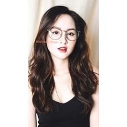 Kính gọng Kim loại thời trang Hàn Quốc cao cấp