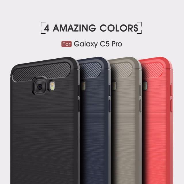Ống lưng chống sốc Ipaky cho Samsung galaxy c5pro 3