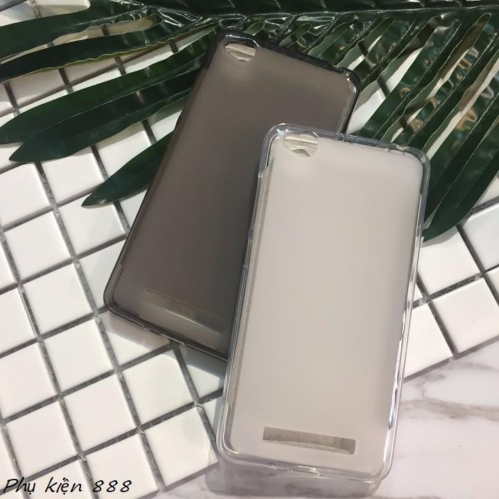 Ốp lưng Xiaomi Redmi 4A silicon dẻo 4