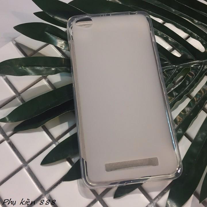 Ốp lưng Xiaomi Redmi 4A silicon dẻo 1