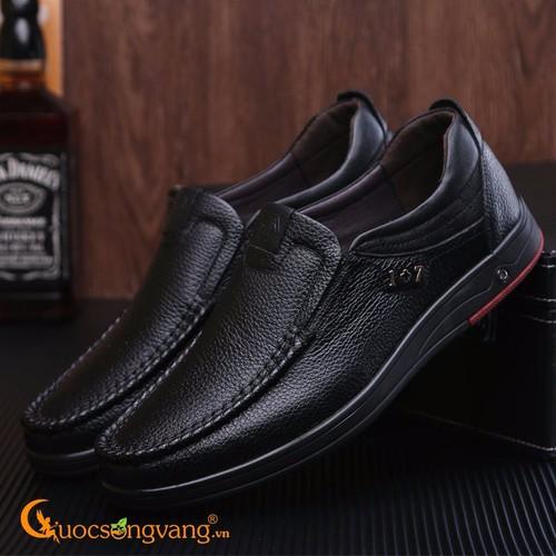 Giày nam công sở giày da nam GLG052