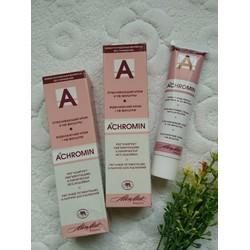 Kem đặc trị nám và tàn nhang dưỡng trắng da Achromin - Nga 45ml