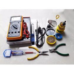 Bộ đồ nghề sửa chữa điện tử - sửa chữa điện thoại số 7
