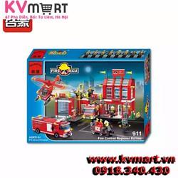 lego chủ đề cứu hỏa - enlighten 911