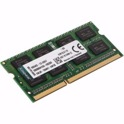 ram kingston 8gb bus 1600 laptop