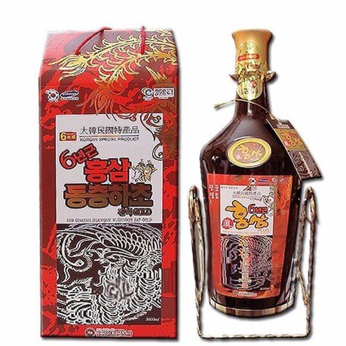 Tinh chất hồng sâm kanghwa chai 3 lít
