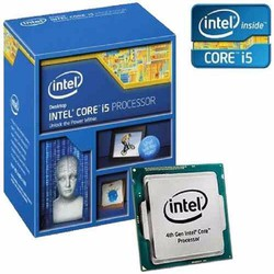 Intel Core™ i5-4460 3 2 GHz 6MB HD 4600 Graphics  Socket 1150