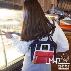 Balo ulzzang 2 màu Hàn Quốc có thể đeo chéo hoặc đeo balo Everything