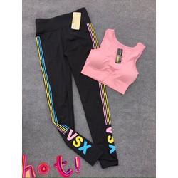 quần áo gym yoga