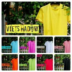 Áo thun trơn cotton - Made in Vietnam