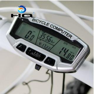 Đồng hồ tốc độ xe đạp đa chức năng HQ TI453 - 206453 thumbnail