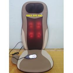 Đệm massage toàn thân chính hãng Nhật Bản F05 dùng trên ô tô mới