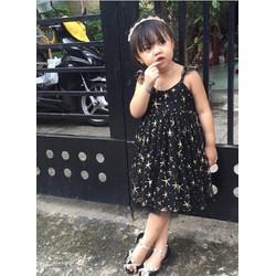 Đầm công chúa xinh lung linh cho bé diện đi chơi đi tiệc