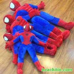 Thú Nhồi Bông Người Nhện Spider Man 90cm