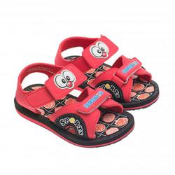 Sandal Xốp Bé Trai Doremon DXB115822DOO Đỏ