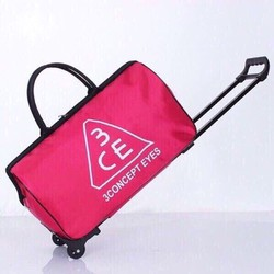 Túi kéo du lịch cao cấp 3CE