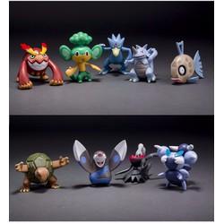 Bộ đồ chơi 24 Tượng Thú Pokemon Go