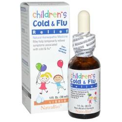Siro trị cảm cúm Cold Flu
