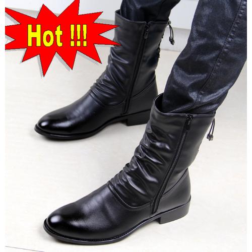 GIÀY CAO CỔ NAM - CC76 + Tặng lót giày tăng chiều cao - 10439860 , 7074552 , 15_7074552 , 800000 , GIAY-CAO-CO-NAM-CC76-Tang-lot-giay-tang-chieu-cao-15_7074552 , sendo.vn , GIÀY CAO CỔ NAM - CC76 + Tặng lót giày tăng chiều cao
