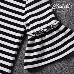 Đầm Suông dạo phố sọc  cung cấp bởi Chibell