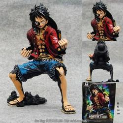 Mô Hình Luffy Đen - One Piece