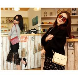 Túi xách đeo vai nữ tính, thời trang Hàn Quốc