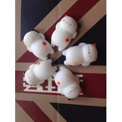 5 con mochi squishy mèo 2 màu