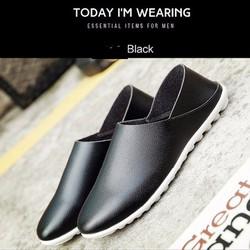 Giày Lười Nam Đẹp - Mẫu Mới 2018