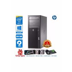 Máy tính để bàn HP Z210 CMT Core i3 2100, Ram 8GB, HDD 1TB
