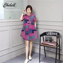 Đầm form rộng cung cấp bởi Chibell