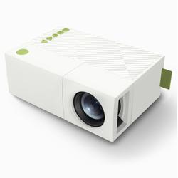 HaruShop168 - Máy chiếu mini YG310 nhỏ gọn độ phân giải HD