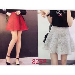 Chân váy ren Quảng Châu