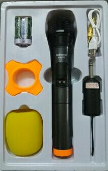 Micro không dây Qisheng QM-323 chất 1