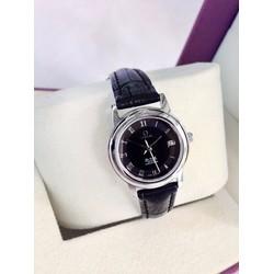 Đồng hồ nữ - Đồng hồ đeo tay nữ dây da OM178L-1AV-W