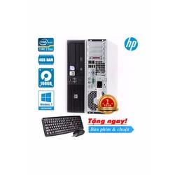 Máy tính bàn HP 5800 Core 2 Duo E8400 3.0 Ghz, Ram 4GB, HDD 160GB